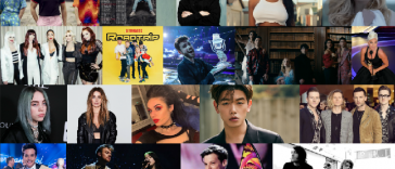 Collage of CelebMix's Top Success Stories of 2019
