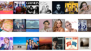 Collage of CelebMix's Top Underrated Singles of 2019