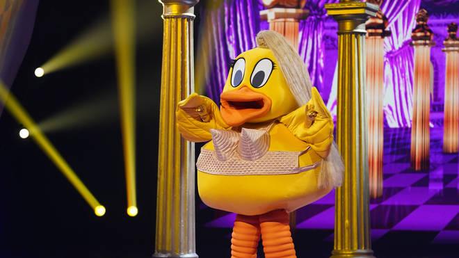 duck the masked singer uk