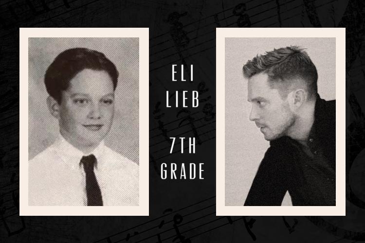 Eli Lieb releases new single '7th Grade' 1