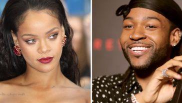 Rihanna and PartyNextDoor