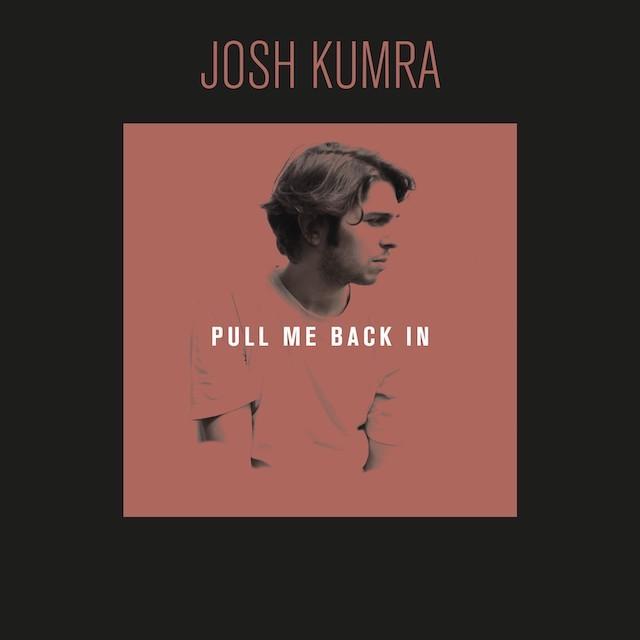 """Josh Kumra - """"Pull Me Back In"""" EP artwork"""