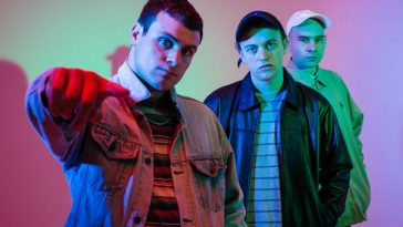 DMA pick up the temp on new track 'The Glow'