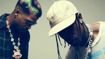 Travis Scott and Kid Cudi share new song 'THE SCOTTS'