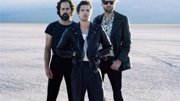 The Killers deliver new song 'Fire In Bone'