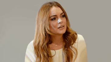Lindsay Lohan returns to music