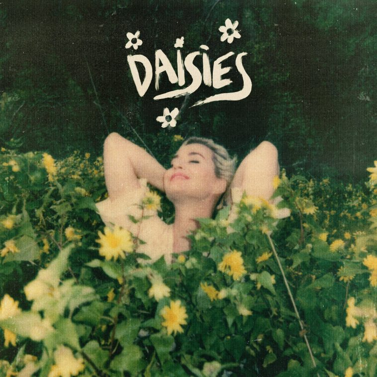 katy perry daisies