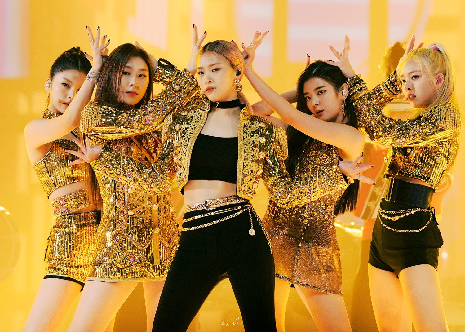 ITZY: Introducing the IT girls of the KPOP 4th generation - CelebMix