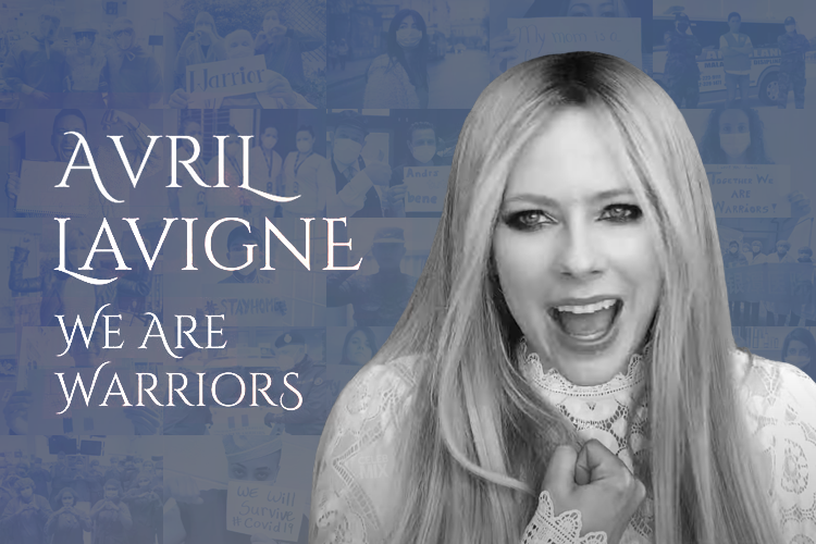 Avril Lavigne releases 'We Are Warriors' music video 1