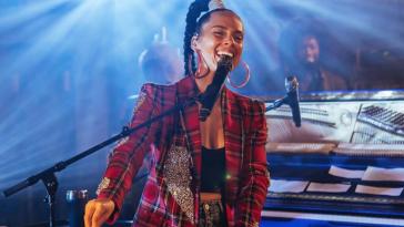 Alicia Keys via Instagram