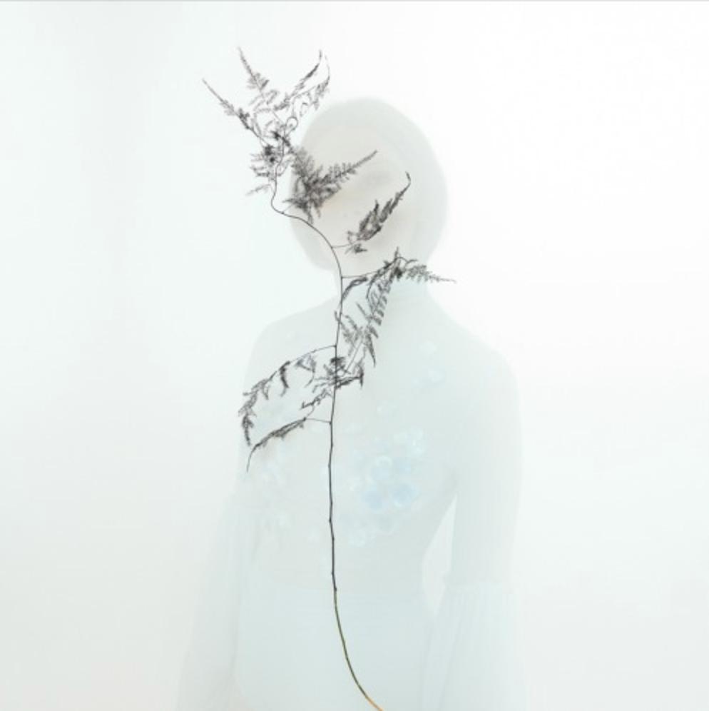 """Blanche - """"EMPIRE"""" album artwork"""