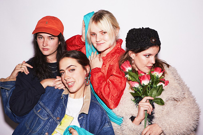 ALBUM REVIEW: Hinds, 'The Prettiest Cure'