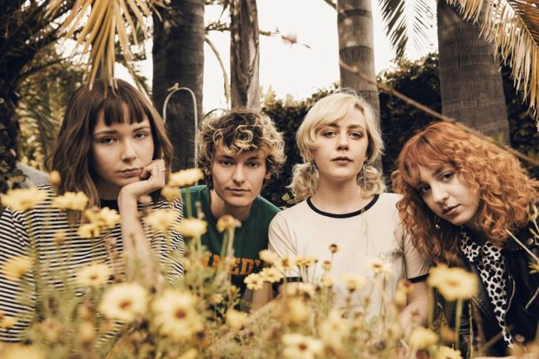 The Regrettes share new single 'I Love Us'