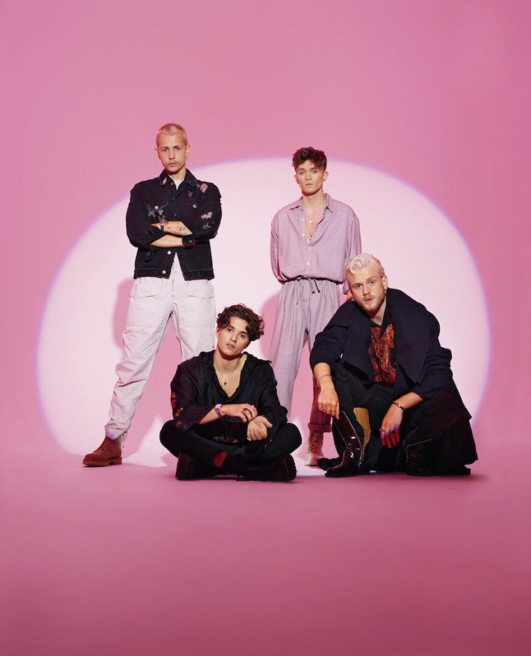 The Vamps Release 'Better (Blossom Sessions)' Video - CelebMix