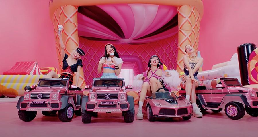 Ice Cream Music Video