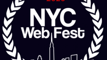 Logo for the NYC Web Fest 2020