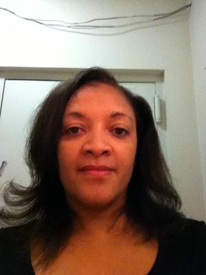 NYC Web Fest 2020 juror Judith Davis taking a selfie
