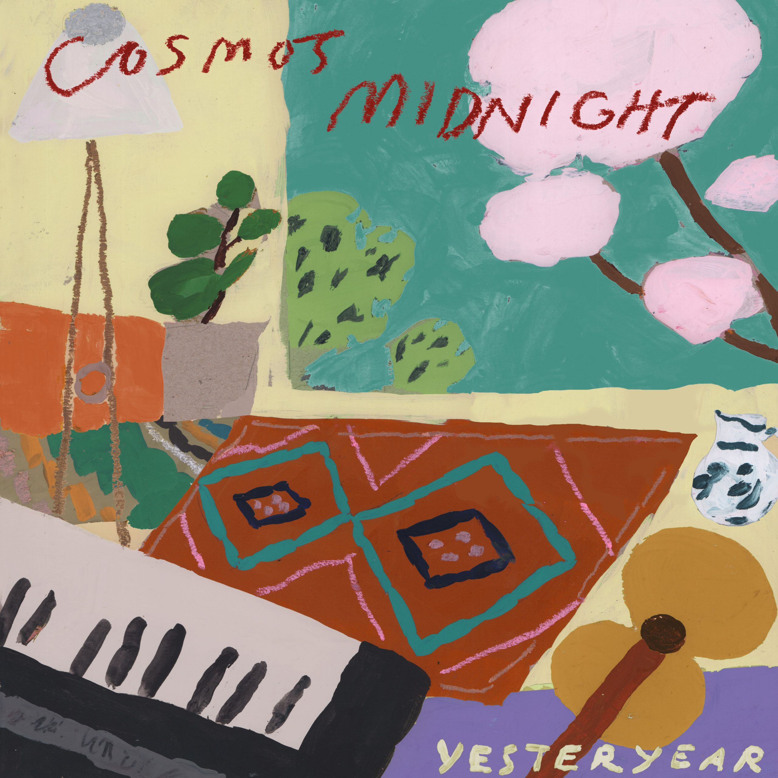 "Cosmo's Midnight - ""Yesteryear"" album artwork"