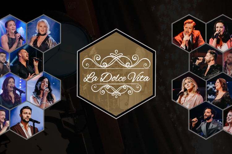 La Dolce Vita host exclusive streamed events with stars such as Ben Haenow 2