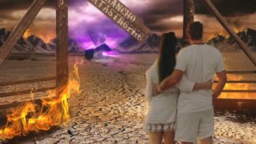 Terror Jr Rancho Catastrophe Cover Art