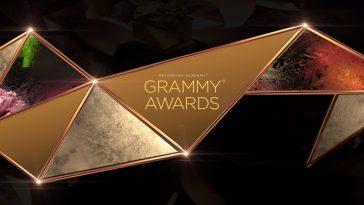 Grammy Awards 2021 logo