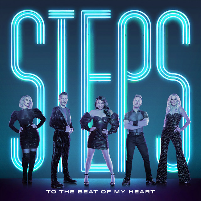 Steps To The Beat Of My Heart