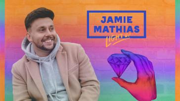 Jamie Mathias releases new single 'Light Up' 2