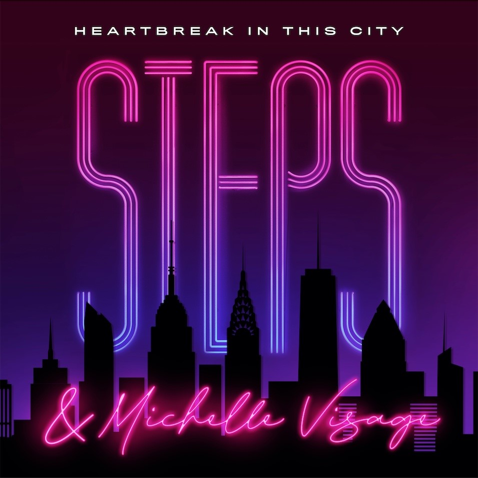 Steps Michelle Visage