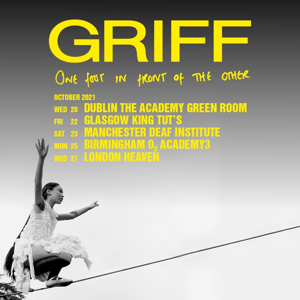 Griff Tour Dates