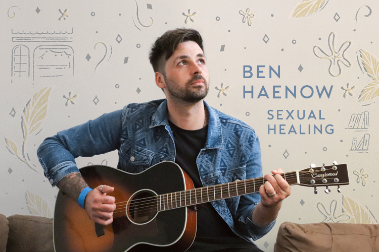 Ben Haenow Sexual Healing Café Covers 2