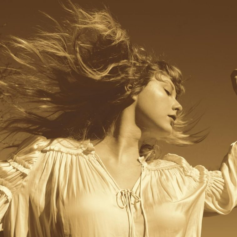 fearless taylor's version album cover