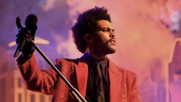 The Weeknd via Instagram