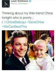 Chloe Balloqui needs further treatment | A Charitable Direction