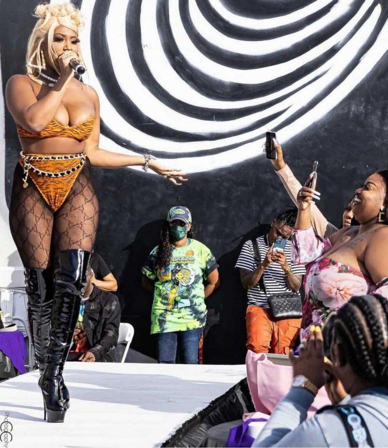 De Ozene is defining a new era of hip hop as an Alpha Female artist 1