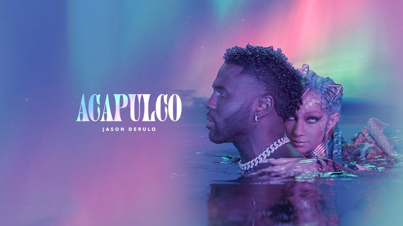 Jason Derulo Releases HOT New Single