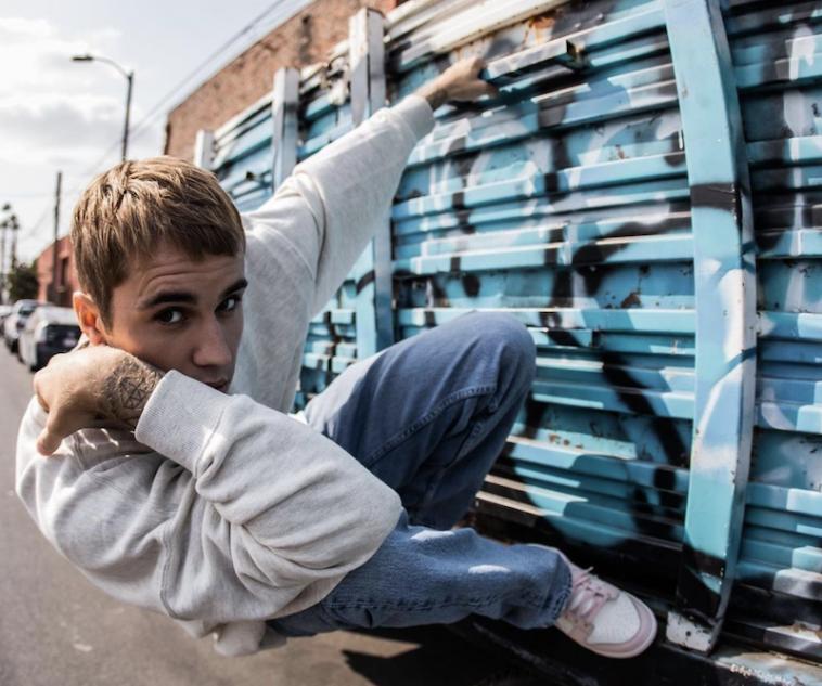Justin Bieber via Instagram
